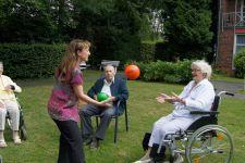 Sozialer und therapeutischer Dienst